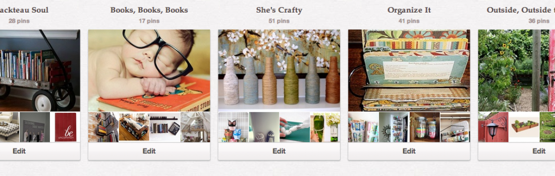 The Redemptive Qualities of Pinterest
