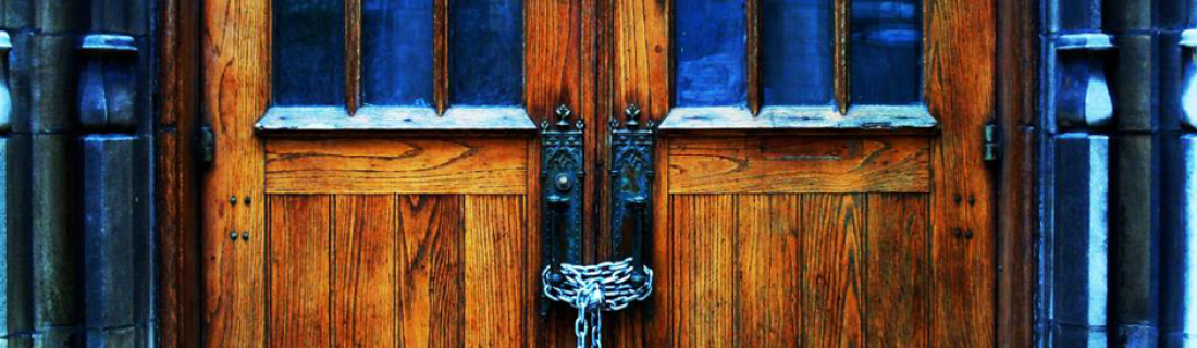 "Bowing to ""Closed Doors"""