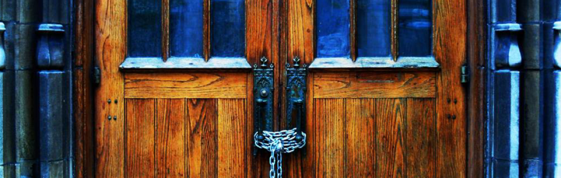 """Bowing to """"Closed Doors"""""""